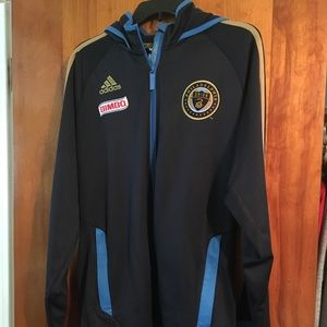 Union soccer jacket